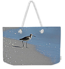 Sandpiper 2 Weekender Tote Bag by Joe Faherty