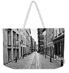 Weekender Tote Bag featuring the photograph Sault-au-matelot by Eunice Gibb