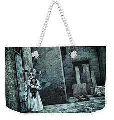 Scary Place Weekender Tote Bag by Jutta Maria Pusl