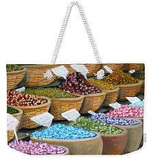 Scents For The Senses Weekender Tote Bag