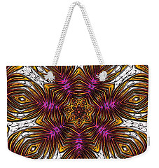 Scorpion Sunset Weekender Tote Bag by Alec Drake