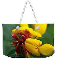 Weekender Tote Bag featuring the photograph Scotch Broom by Chriss Pagani