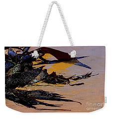 Pismo Beach Sea Drift Weekender Tote Bag