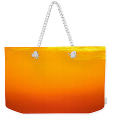 Sea Sunrise Weekender Tote Bag