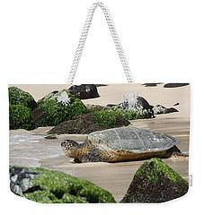 Sea Turtle 1 Weekender Tote Bag
