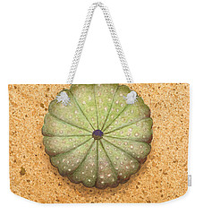 Sea Urchin Weekender Tote Bag