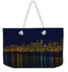 Seattle Moody Blues Weekender Tote Bag
