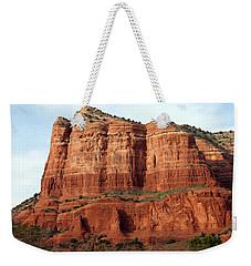 Sedona Red Weekender Tote Bag