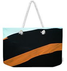 See How Big Weekender Tote Bag