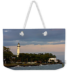 Weekender Tote Bag featuring the photograph Sentinel by Dan Wells