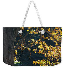 Weekender Tote Bag featuring the photograph September Dreams by Joseph Yarbrough