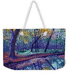 Sewp Creek Weekender Tote Bag by Stan Hamilton