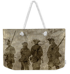 Shadows Of The French And Indian War Weekender Tote Bag