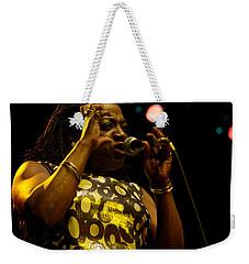 Sharon Jones Weekender Tote Bag