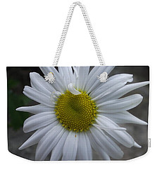 Shasta Daisy Weekender Tote Bag