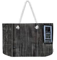 Shed Weekender Tote Bag
