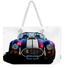 Shelby's Shadow Weekender Tote Bag by Douglas Pittman