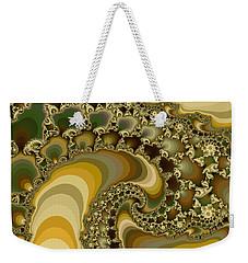 Shells On Sand II Weekender Tote Bag