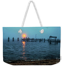 Weekender Tote Bag featuring the photograph Shhh Listen by Clayton Bruster