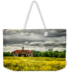 Shiloh School Weekender Tote Bag by Lynne Jenkins