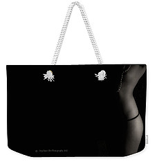 Sidewinder Weekender Tote Bag by Angelique Olin