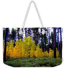 Sierra Forest Weekender Tote Bag