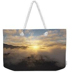 Sierra Sunrise Weekender Tote Bag
