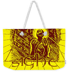Sight Weekender Tote Bag by Tony Koehl