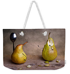 Simple Things 13 Weekender Tote Bag by Nailia Schwarz