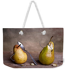 Simple Things 15 Weekender Tote Bag by Nailia Schwarz