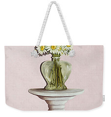 Simple Things Weekender Tote Bag