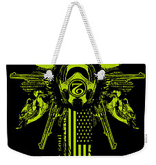 Six Shooter Weekender Tote Bag