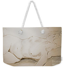 Sleep Weekender Tote Bag