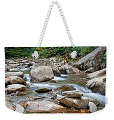 Smoky Mountain Streams Weekender Tote Bag