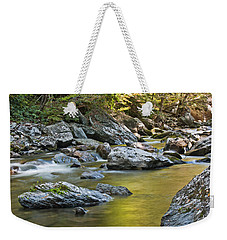 Smoky Mountain Streams II Weekender Tote Bag
