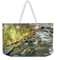 Smoky Mountain Streams Iv Weekender Tote Bag