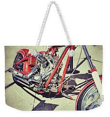 Snap On Weekender Tote Bag