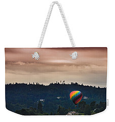 Snohomish Baloon Ride Weekender Tote Bag