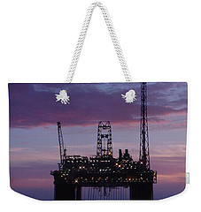 Snorre At Dusk Weekender Tote Bag