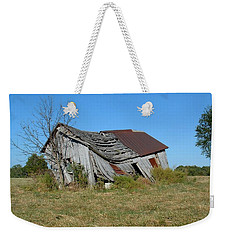Weekender Tote Bag featuring the photograph So Tired by Deena Stoddard