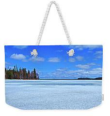 Solar Melt Weekender Tote Bag