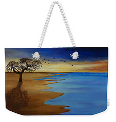 Solitude Weekender Tote Bag by Michelle Joseph-Long