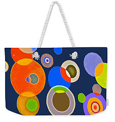 Somewhere Out There Weekender Tote Bag by Beth Saffer
