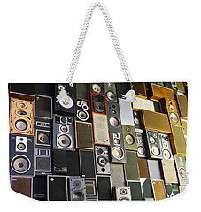 Weekender Tote Bag featuring the photograph Sound Of Music ... by Juergen Weiss