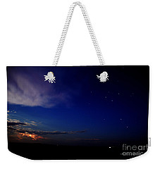 Weekender Tote Bag featuring the photograph Southern Ocean Storm by Vicki Ferrari