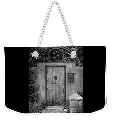 Spanish Renaissance Courtyard Door Weekender Tote Bag