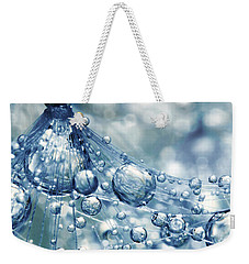 Sparkling Dandy In Blue Weekender Tote Bag
