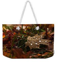 Sparkling Gems Weekender Tote Bag by Cheryl Baxter