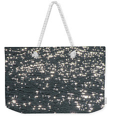 Shining Water Weekender Tote Bag by Maciek Froncisz