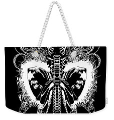 Spine Of Mine Weekender Tote Bag